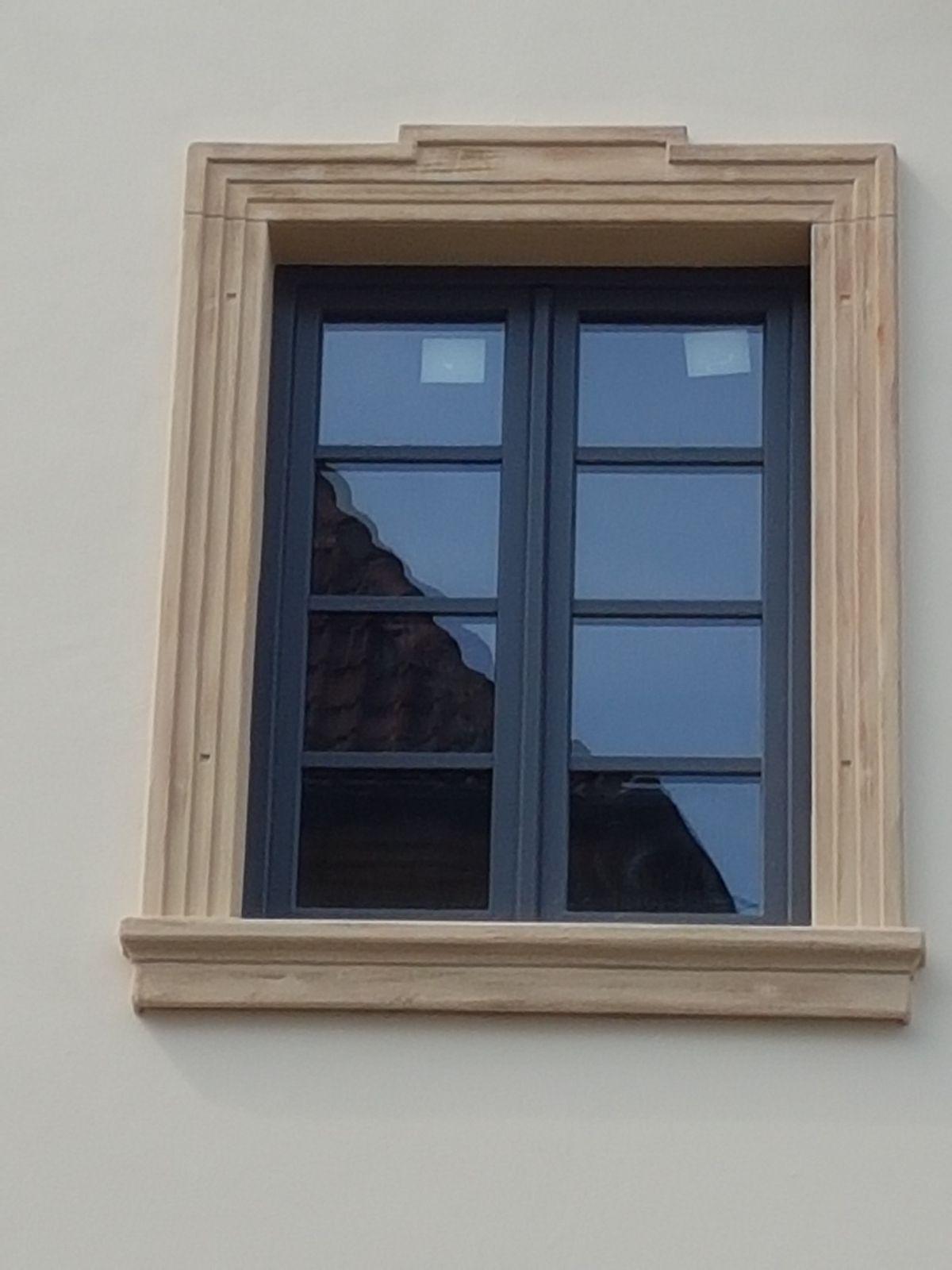 Restauration Fenster